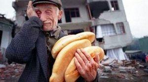 ψωμί φτωχός