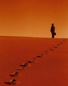 Leader-Footsteps