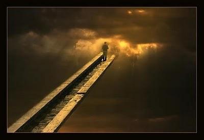 σκάλα προς το άπειρο