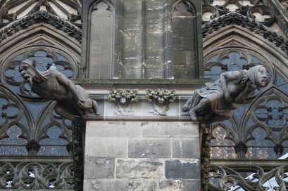 gargoyles-cologne-cathedral-germany