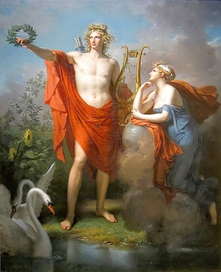 Apollo,_God_of_Light,_Eloquence,_Poetry_and_the_Fine_Arts_with_Urania,_Muse_of_Astronomy_-_Charles_Meynier