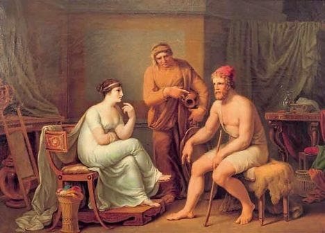 Odysseus_und_Penelope_-_Johann_Heinrich_Wilhelm_Tischbein