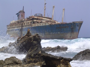 wreckage-of-the-american-star-ss-america-seen-from-land-side-fuerteventura-canary-islands
