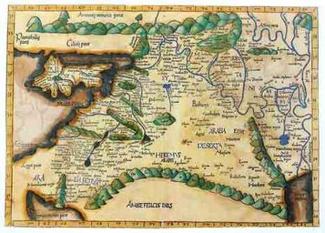 χάρτης πτολεμαίου