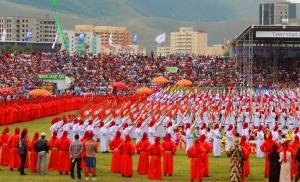Mongolian Naadam Festival