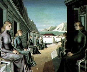 delvaux-the-village-of-the-mermaids